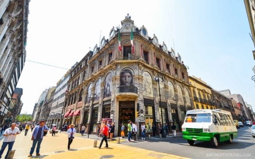 Things to do in Mexico City - A World to Travel-20