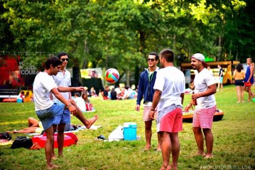 River fun at Vodafone Paredes de Coura Festival 2016 - A World to Travel (39)
