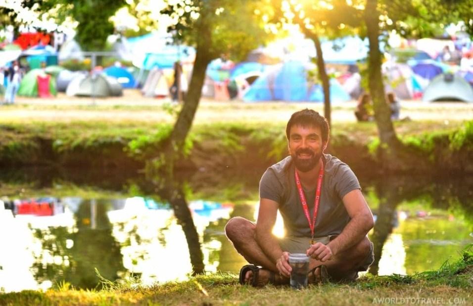 River fun at Vodafone Paredes de Coura Festival 2016 - A World to Travel (46)