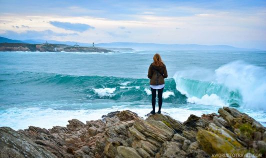 Welcoming 2016 in Ribadeo Galicia - A World to Travel
