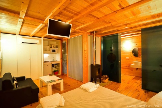 Cabanas do Barranco - Experience Galicia Glamping Hub - A World to Travel-32