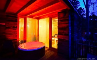 Cabanas do Barranco - Experience Galicia Glamping Hub - A World to Travel-39