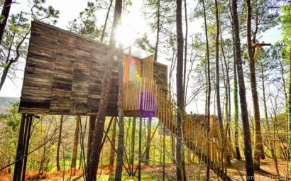 Cabanas do Barranco - Experience Galicia Glamping Hub - A World to Travel-76