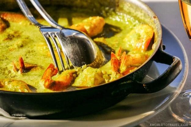 Arte e Sal restaurant Sao Torpes - Rota do Peixe Alentejo Portugal - A World to Travel (5)