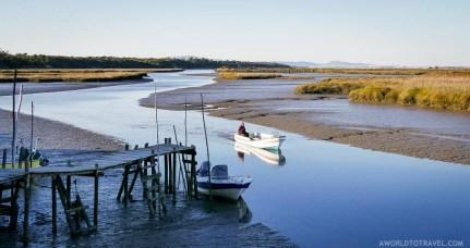 Cais Palafitico da Carrasqueira Comporta - Rota do Peixe Alentejo Portugal - A World to Travel (32)