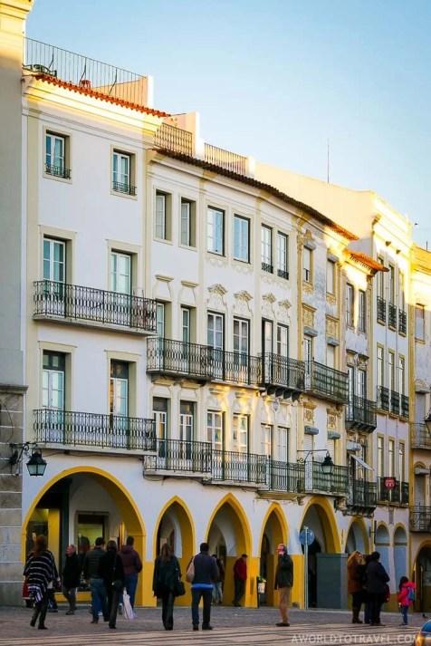 Evora - Rota do Peixe Alentejo Portugal - A World to Travel (1)