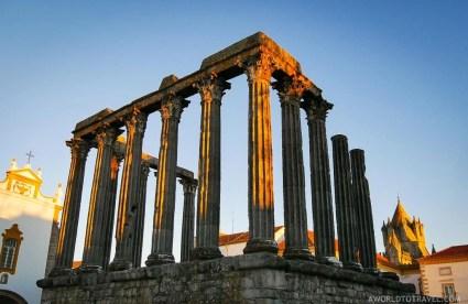 Evora - Rota do Peixe Alentejo Portugal - A World to Travel (5)