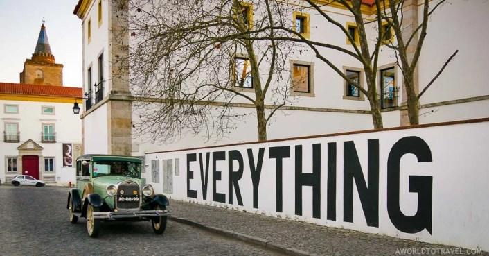 Evora - Rota do Peixe Alentejo Portugal - A World to Travel (6)