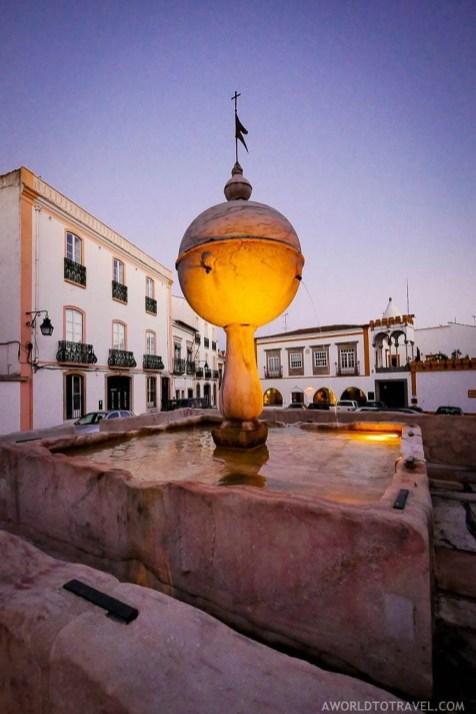Evora - Rota do Peixe Alentejo Portugal - A World to Travel (9)