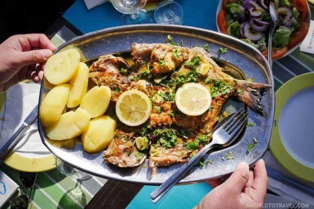 Porto das Barcas - Rota do Peixe Alentejo Portugal - A World to Travel (44)