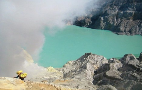 Ijen crater - Top Things to Do in East Java, Indonesia - A World to Travel