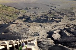 view from the steps Mt Bromo - Top Things to Do in East Java, Indonesia - A World to Travel