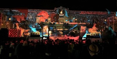 Burn stage 3 - Electric Castle Festival – Romania's Best Kept Secret - A World to Travel