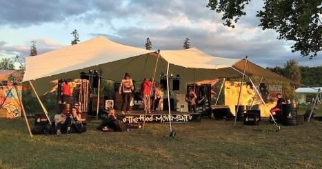 drum'n'bass & reggae stage - Electric Castle Festival – Romania's Best Kept Secret - A World to Travel