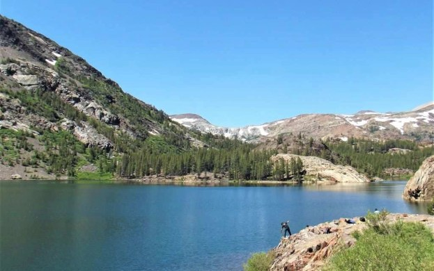 Lake near Yosemite - Highlights Of A South West Road Trip - A World to Travel