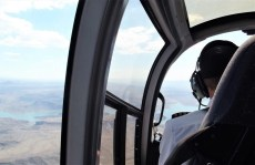 Papillon Helicopter Pilot - Highlights Of A South West Road Trip - A World to Travel