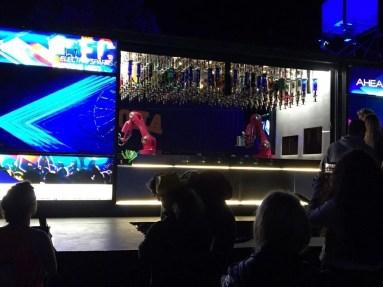 Robotic Bar - Electric Castle Festival – Romania's Best Kept Secret - A World to Travel