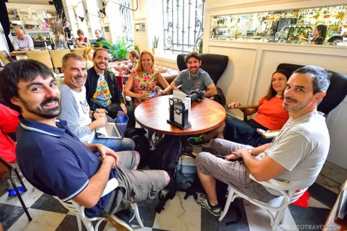 BlaBla Cafe - Magdalena Quarter - Fun Things to do in Ferrol - A World to Travel (1)