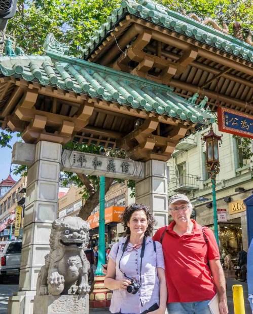 Dragon's Gate - Razones que te harán volver a San Francisco - A World to Travel