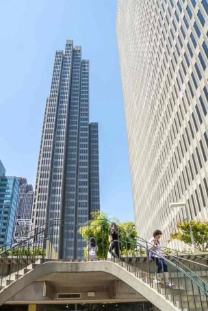 Embarcadero Center - Razones que te harán volver a San Francisco - A World to Travel