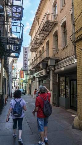 Ross Alley - Razones que te harán volver a San Francisco - A World to Travel
