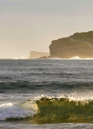 1. San Lorenzo beach at sunrise - Fun Things To Do In Gijon Rain or Shine - A World to Travel (4)