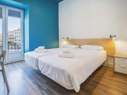4. mola hostel-madrid - Cool Hostels in Europe for Couples - A World to Travel