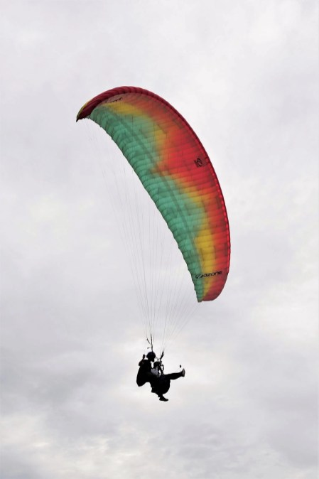 4. Paraglide over Gijon cliffs - Fun Things To Do In Gijon Rain or Shine - A World to Travel (11)