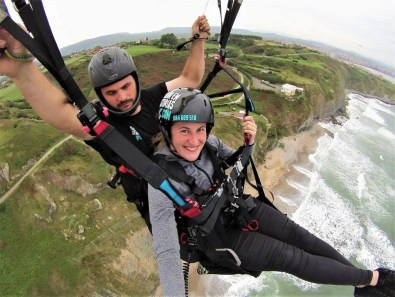 4. Paraglide over Gijon cliffs - Fun Things To Do In Gijon Rain or Shine - A World to Travel (15)