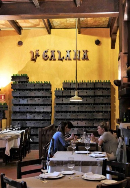 6. La Galana restaurant - Fun Things To Do In Gijon Rain or Shine - A World to Travel (3)