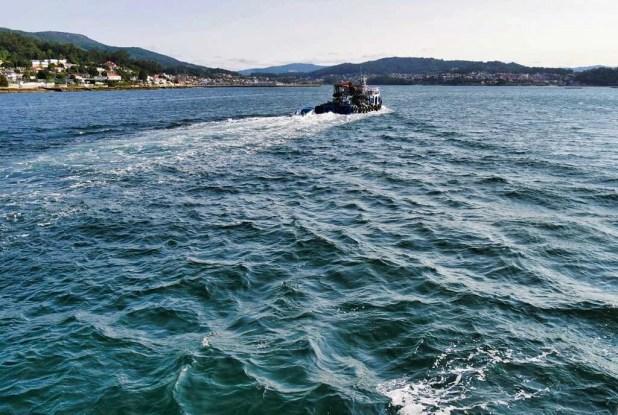 Boat ride from Combarro - Pontevedra Estuary - Terras de Pontevedra - A World to Travel (3)
