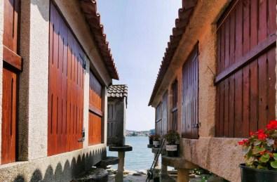 Horreos de Combarro - Poio - Terras de Pontevedra - A World to Travel (2)