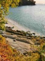 Sunset at Mogor Beach - Terras de Pontevedra - A World to Travel (1)