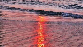 Sunset at Mogor Beach - Terras de Pontevedra - A World to Travel (9)