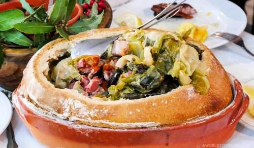 Cozido da Velha Mira Freita restaurant - Vale de Cambra - Montanhas Magicas Road Trip - Portugal - A World to Travel
