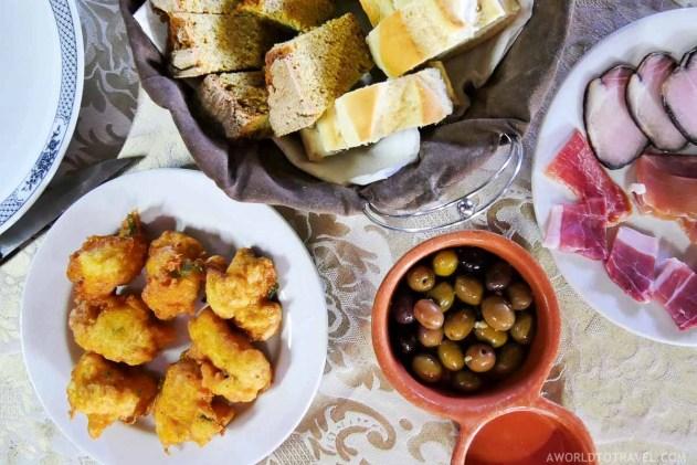 D Amelia Restaurant - Castelo de Paiva - Montanhas Magicas Road Trip - Portugal - A World to Travel