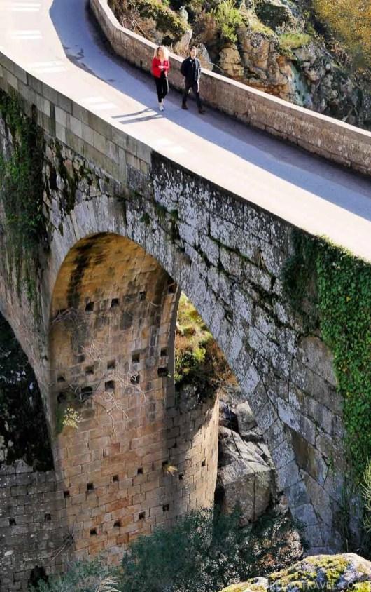 Passadiços do Paiva - Arouca - Montanhas Magicas Road Trip - Portugal - A World to Travel (11)