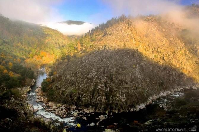 Passadiços do Paiva - Arouca - Montanhas Magicas Road Trip - Portugal - A World to Travel (13)