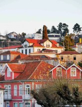Sobrado at sunset - Castelo de Paiva - Montanhas Magicas Road Trip - Portugal - A World to Travel