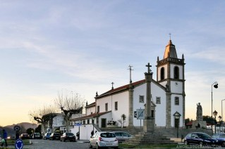 Sobrado church - Castelo de Paiva - Montanhas Magicas Road Trip - Portugal - A World to Travel