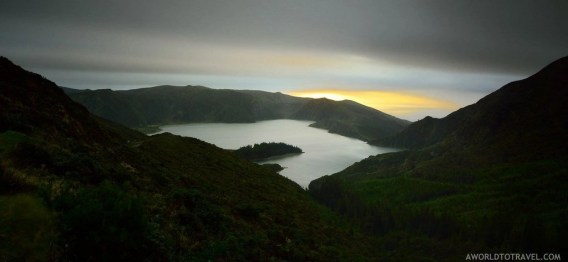 Lagoa do Fogo - Best Photography Locations in Sao Miguel - Azores Road Trip - A World to Travel (59)