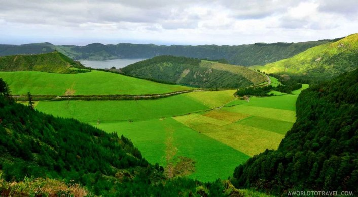 Sete Cidades - Best Photography Locations in Sao Miguel - Azores Road Trip - A World to Travel (30)