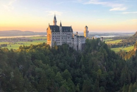 Neuschwanstein Castle - Hidden Gems in Germany that will Feed your Wanderlust - A World to Travel