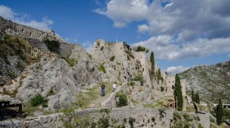 Kliss Fortress - 10 Day Croatia Itinerary From Dubrovnik to Zagreb - A World to Travel