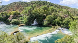 Krka NP - 10 Day Croatia Itinerary From Dubrovnik to Zagreb - A World to Travel