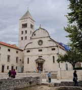 Zadar monuments - 10 Day Croatia Itinerary From Dubrovnik to Zagreb - A World to Travel