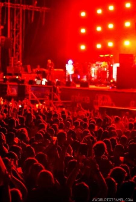 Jamiroquai at O Son do Camiño Festival 2018
