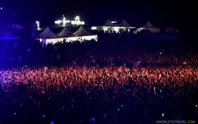 The Killers at O Son do Camiño Festival 2018