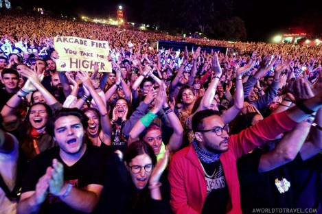Arcade Fire - Paredes de Coura festival 2018 - A World to Travel (1)