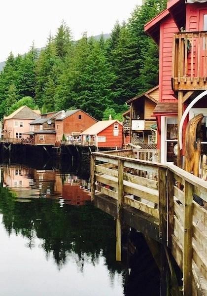 Ketchikan - Alaska Glacier Cruises - Unique Honeymoon Destinations In The Us - A World to Travel